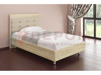 Кровать КР-2852 1400х2000 Дуб Сонома