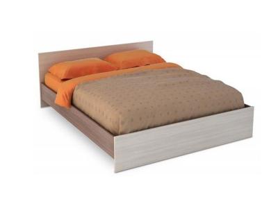 Кровать КР 556 Бася шимо темный-шимо светлый