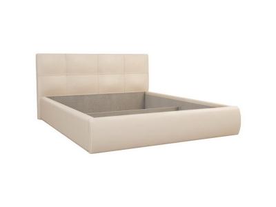 Кровать Куба крем