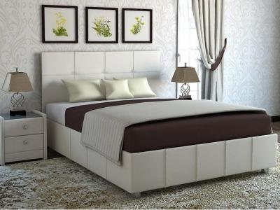 Кровать Liliana бежевая
