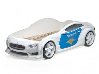 Кровать-машина Evo Тесла полиция