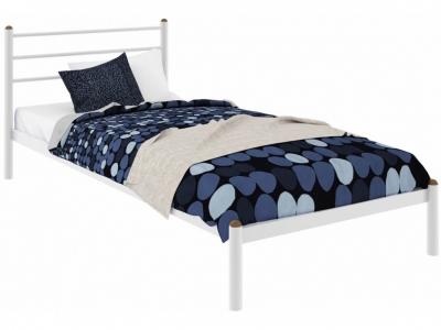 Кровать Милана Мини белая