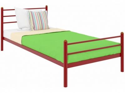 Кровать Милана Мини Plus красная