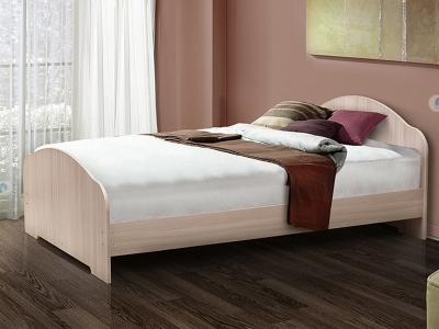 Кровать на уголках №1 Матрица