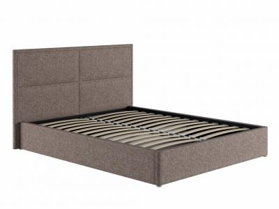 Кровать Прага с подъемным механизмом Савана Латте
