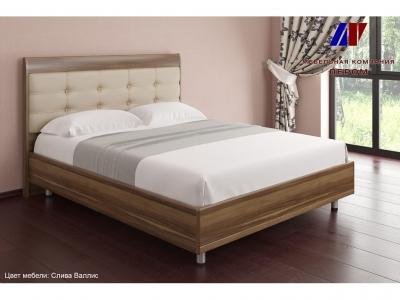 Кровать с ортопедическим основанием КР-2053 1600х2000 Слива Валлис