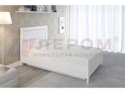 Кровать с подъемным механизмом КР-1021 1200х2000 Снежный Ясень