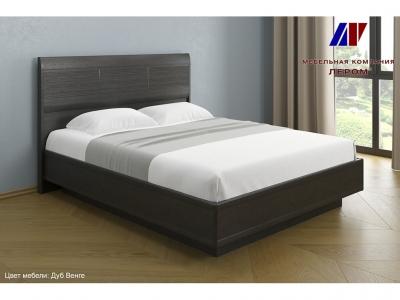 Кровать с подъемным механизмом КР-1703 1600х2000 Дуб Венге