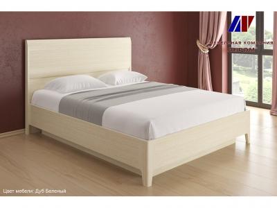 Кровать с подъемным механизмом КР-1763 1600х2000 Дуб Беленый