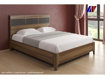 Кровать с подъемным механизмом КР-1763 1600х2000 Слива Валлис - комбинированный