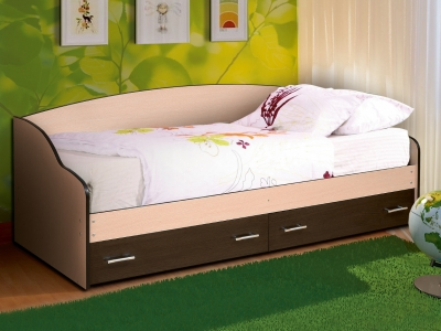 Кровать Софа No 3 800 Матрица
