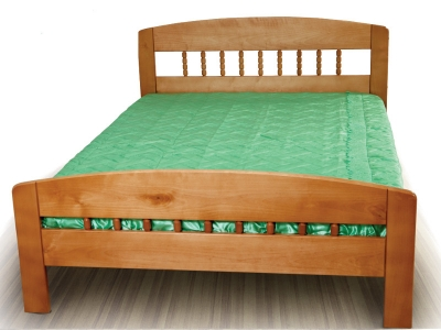 Кровать Тора 2-х спиночная