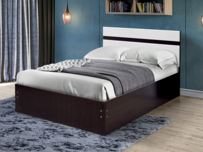 Кровать Венеция 8 глянец глянец
