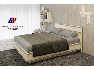 Кровать c подъемным механизмом КР-1003 1600х2000 Ясень Асахи