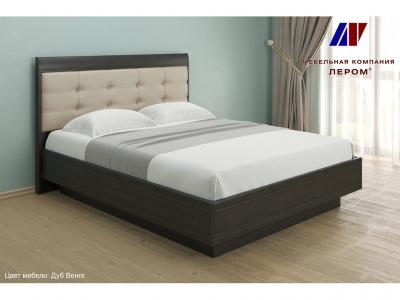 Кровать КР-1853 1600х2000 Дуб Венге