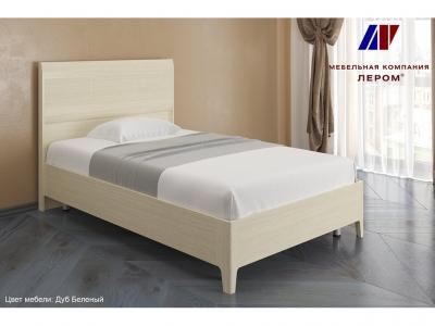 Кровать КР-2761 1200х2000 Дуб Беленый