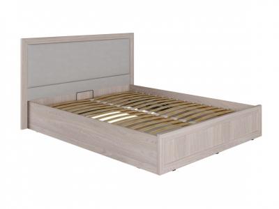 Кровать с кроватным основанием на 6 опорах Кр-38 спинка мягкая МС Александрия