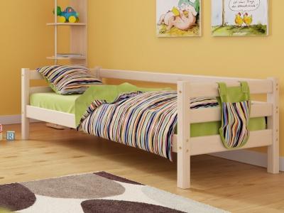 Кровать Соня с задней защитой No 2
