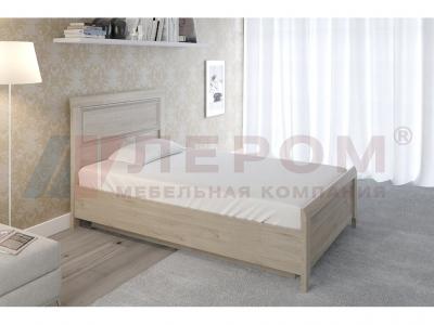 Кровать с подъемным механизмом КР-1021 1200х2000 Гикори Джексон светлый