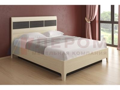 Кровать с подъемным механизмом КР-1764 1800х2000 Дуб Беленый - комбинированный