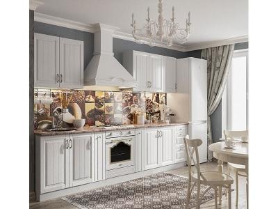 Кухня Прованс Белый СВ