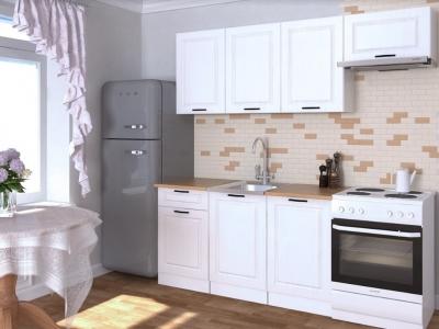 Кухонный гарнитур Белый вегас 2100