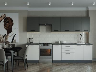 Кухонный гарнитур Лофт-3000