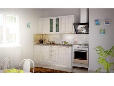 Кухня Патина золото 2000