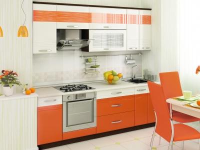Кухня Оранж