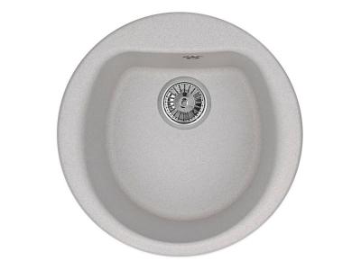 Кухонная мойка Granula 5101 Базальт