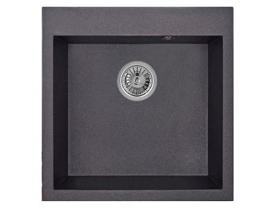 Кухонная мойка Granula 5102 Черный