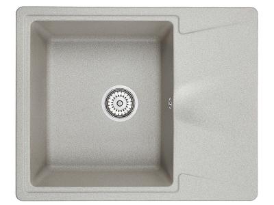 Кухонная мойка Granula 6201 Базальт