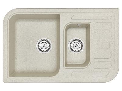 Кухонная мойка Granula 7803 Пирит