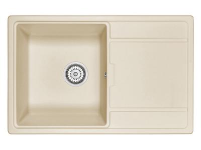 Кухонная мойка Granula 7804 Брют