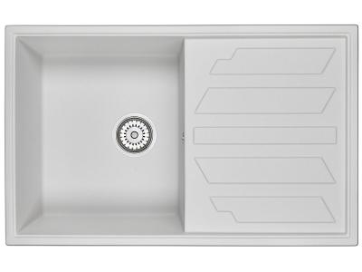 Кухонная мойка Granula 8002 Арктик