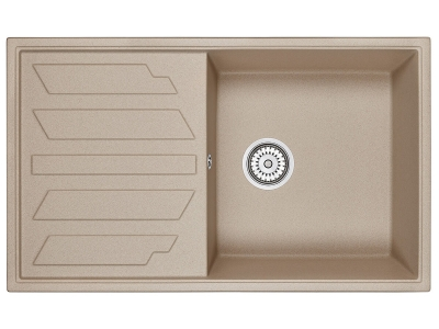 Кухонная мойка Granula 8601 Песок