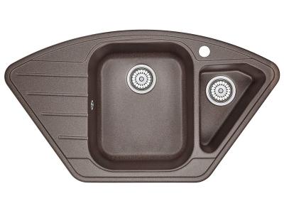Кухонная мойка Granula 9101 Эспрессо