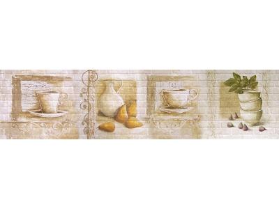 Кухонный фартук Тиснение груши