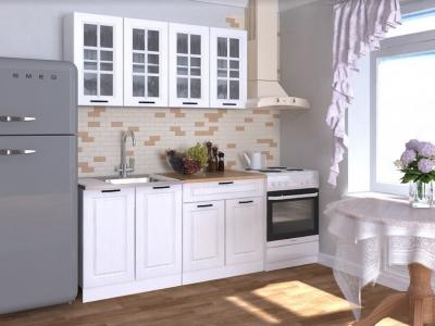 Кухонный гарнитур Белый вегас 1600
