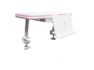 Полка для книг EVO-S513 PN - розовая