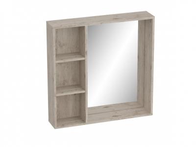 Полка Фан с зеркалом 800х166х800