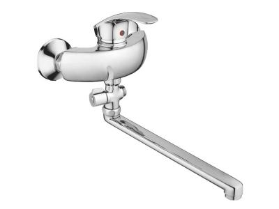 Смеситель для ванны CN2121 хром