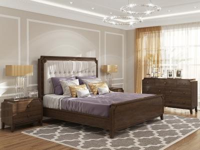 Спальня Беверли