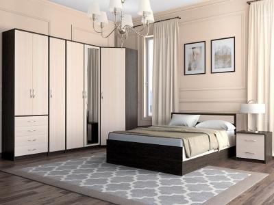 Спальня Дуэт Люкс венге