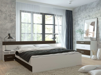 Спальня Леси Кантербери-Белый