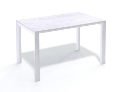 Стол Kenner LE1400 белый/сосна белая