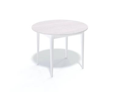 Стол Kenner Q1000 белый/ясень белый