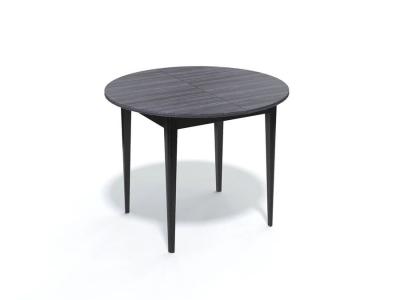 Стол Kenner Q1000 черный/ясень графит