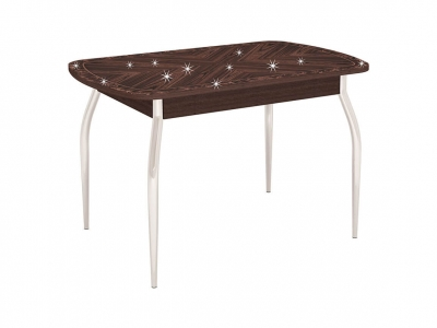 Стол обеденный Орфей-30.10 Венге 1200(2000)х750х750
