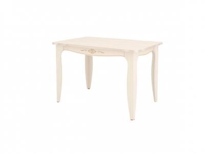 Стол обеденный Орфей-32.10 Сосна Астрид - Ваниль 1200(1700)х800х760